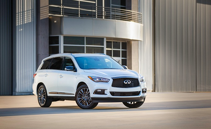 2020 Infiniti QX60 Edition 30 Review