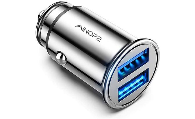 ainope compact car charger