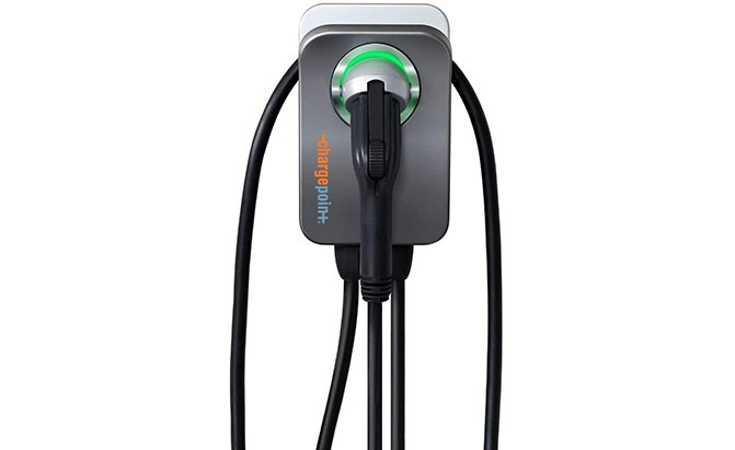 chargepoint home flex ev charger
