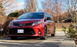 2020 Toyota Sienna SE Review