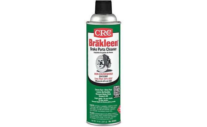 crc brakleen non-chlorinated brake parts cleaner