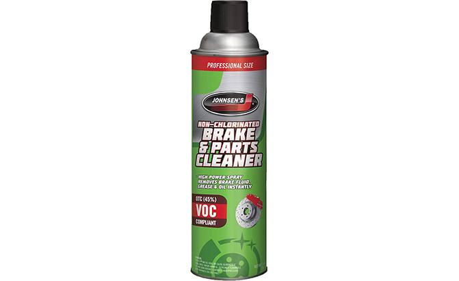 johnsen's non-chlorinated brake cleaner