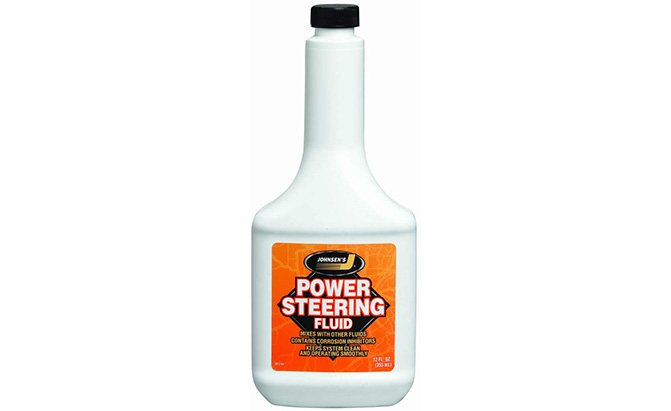 johnsen's power steering fluid