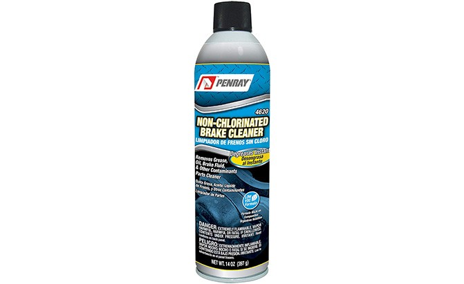 penray non-chlorinated brake cleaner
