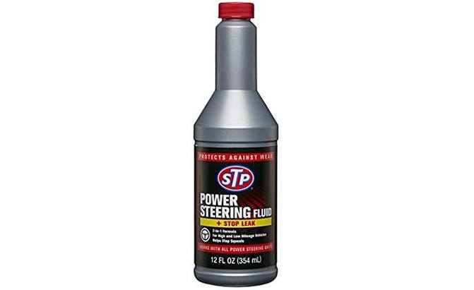 stp power steering fluid