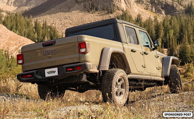 You could go home with $15K in free off-roading gear with this Barricade Off-Road giveaway.