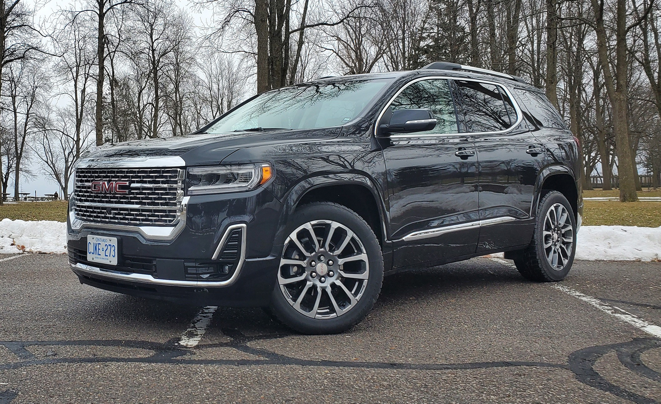 2020 Gmc Acadia Denali Performance