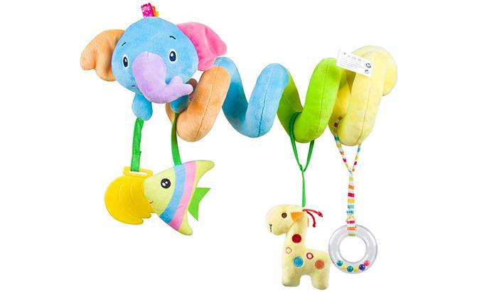 caterbee car seat toys