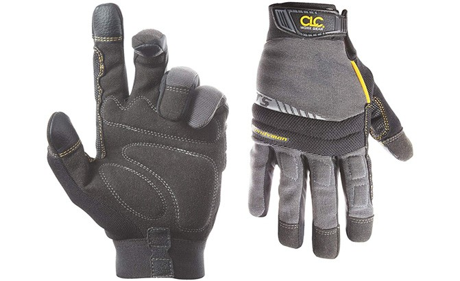 Work Gloves All purpose gloves Mechanics Gloves 15 Pair Large Grease Monkey Nitrile Coated Work Gloves With Grip