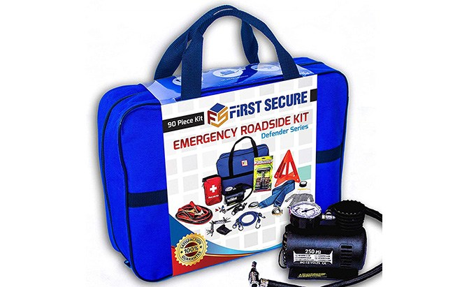 first secure emergency roadside kit