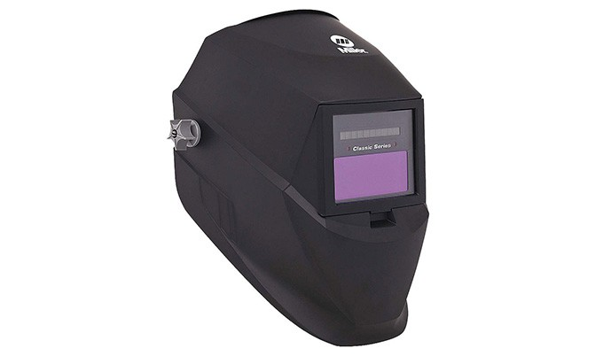 miller electric welding helmet