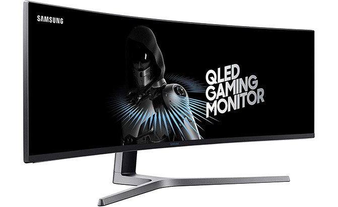 "samsung 49"" 144hz curved gaming monitor"