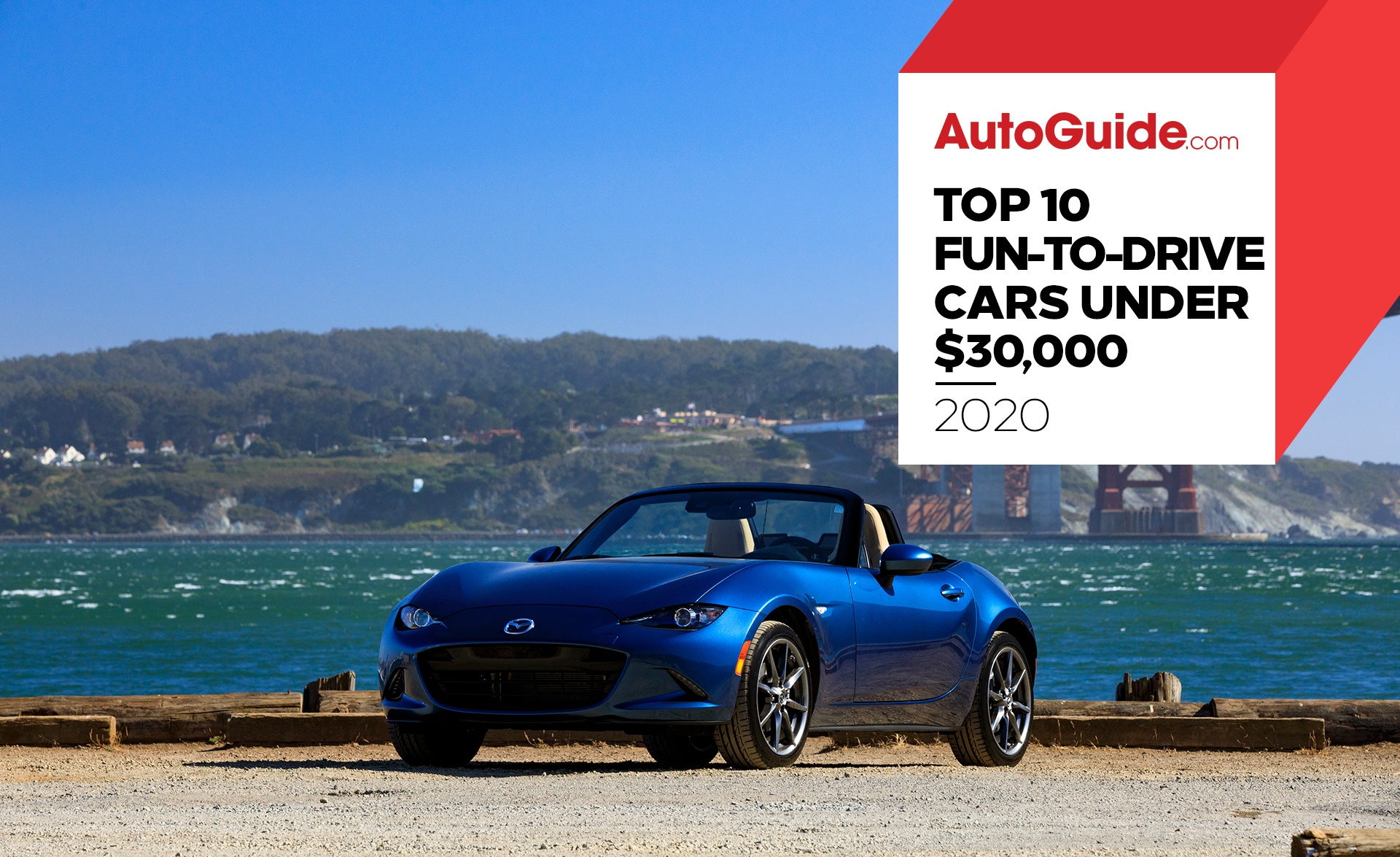 Top 10 Fun-to-Drive Cars Under $30,000
