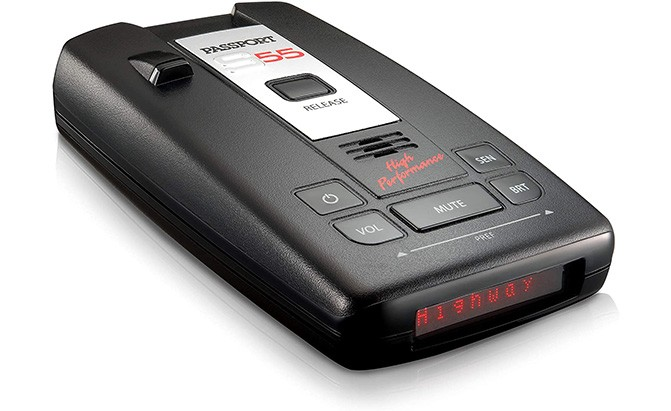 escort passport s55 radar detector