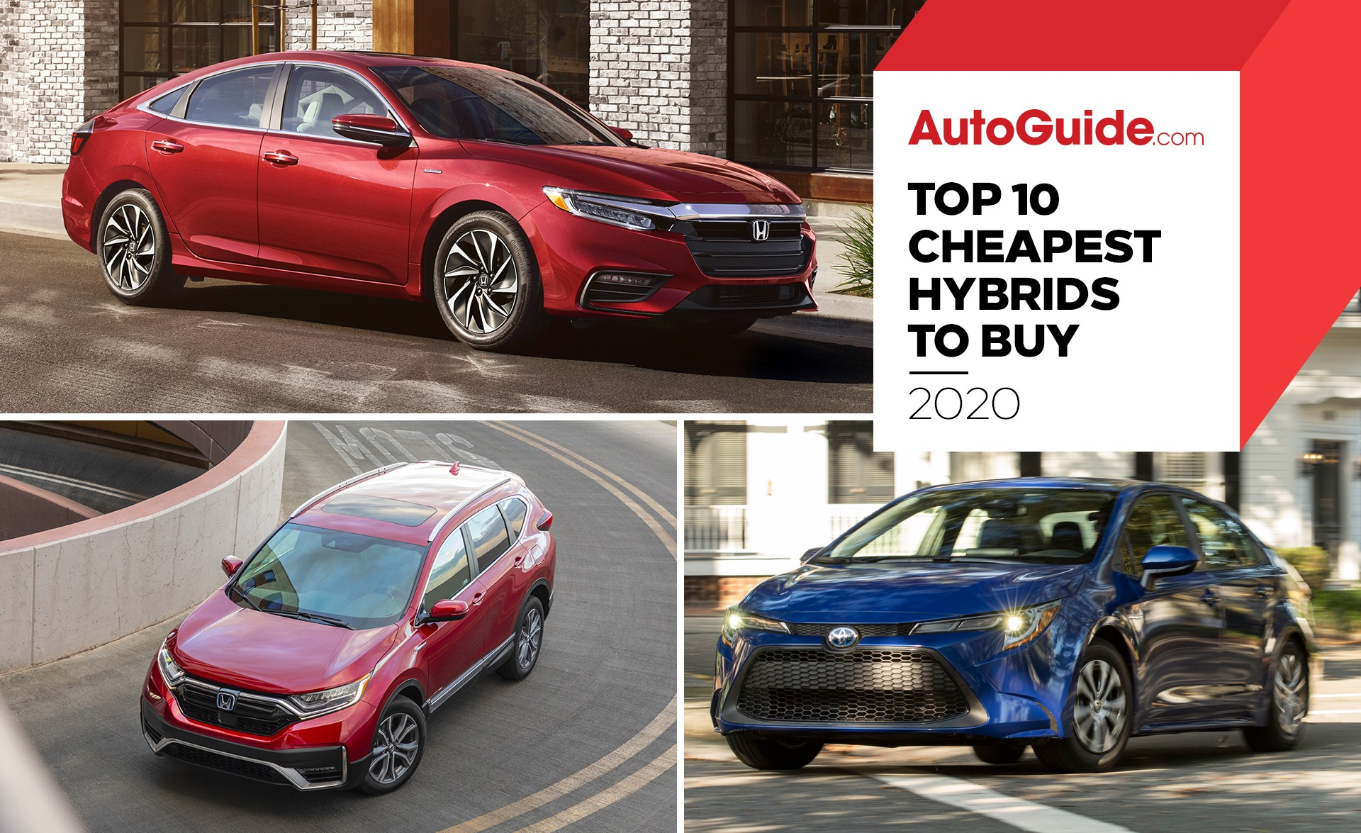 Top 10 Cheapest Hybrids to Buy 2020
