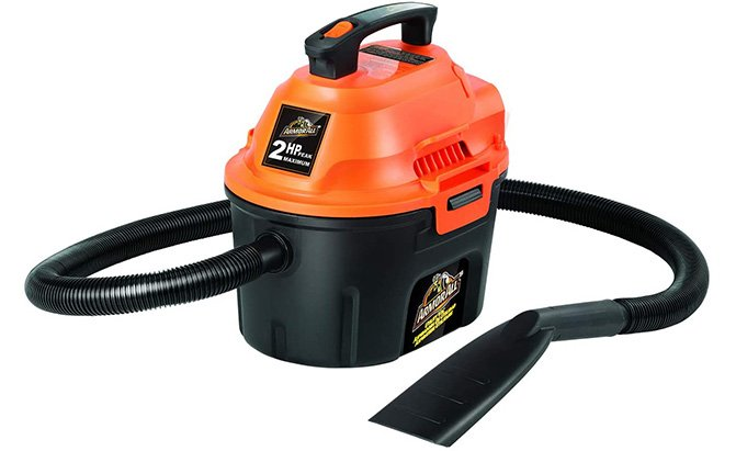 armor all 2.5 gallon wet/dry shop vacuum