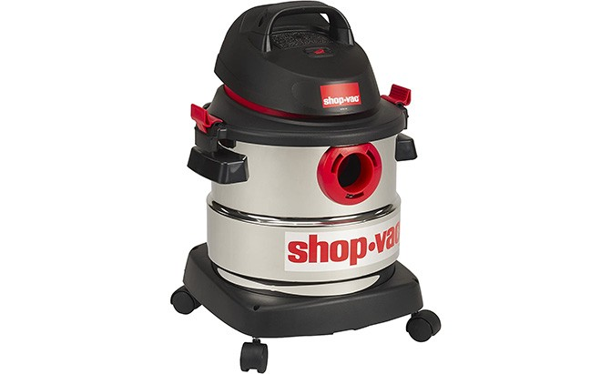 shop-vac 5-gallon wet/dry vacuum