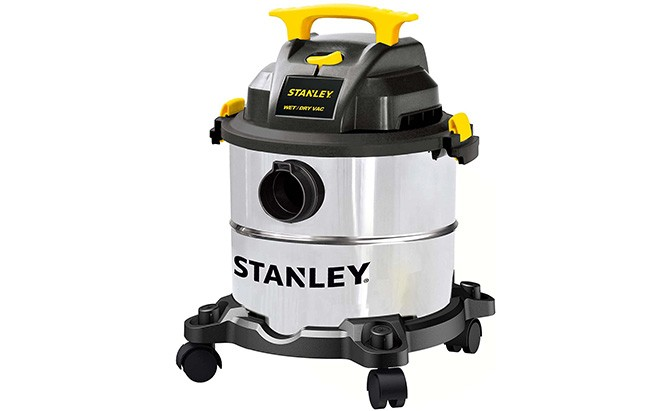 stanley 5-gallon wet/dry vacuum
