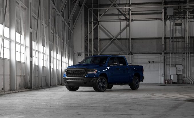 2020 Ram 1500 Built to Serve US Navy Edition