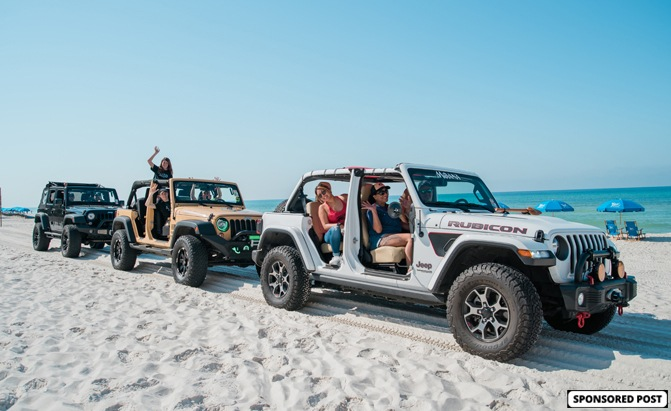 This year's Florida Jeep Jam is happening June 17-20.