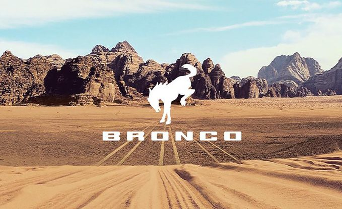 2021 Ford Bronco Coming July 9
