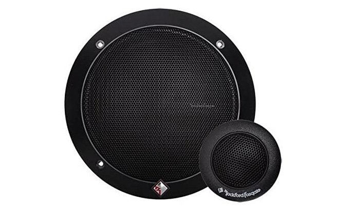 rockford fosgate prime 2-way component speakers