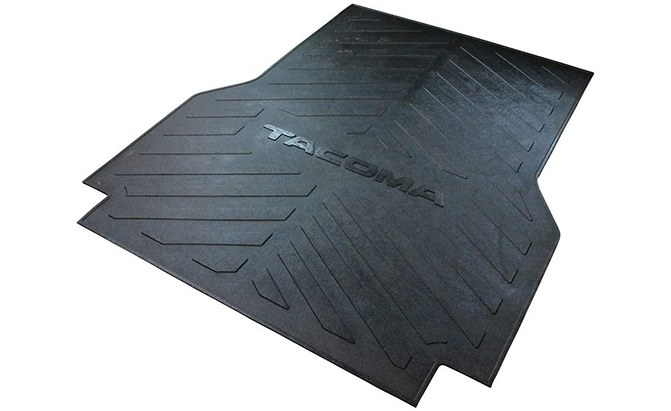 toyota accessories bed mat