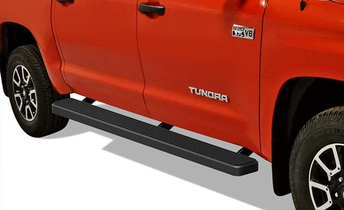aps iboard running boards toyota tundra