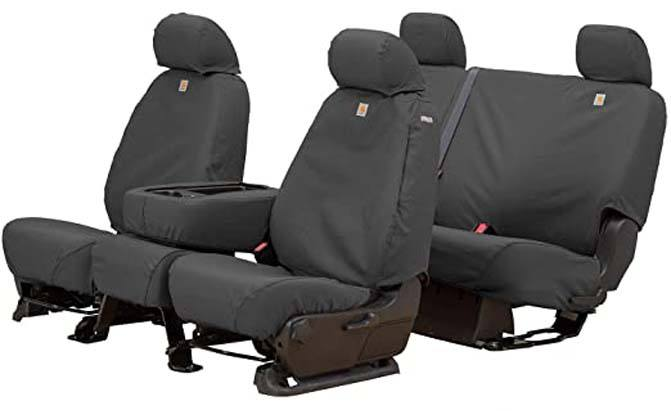 covercraft carhartt seat cover