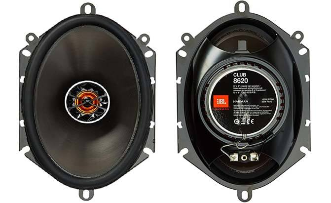 jbl club 6x8 speakers