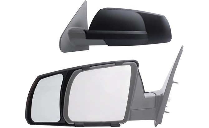 k-source fit system snap-on towing mirrors toyota tundra