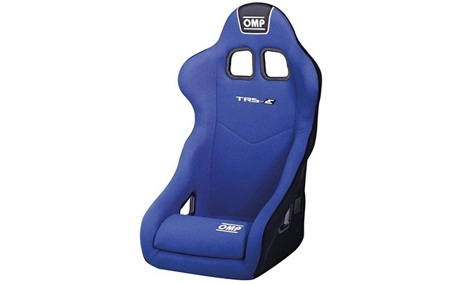 omp trs-e racing seat