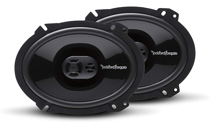 rockford fosgate p1683 punch 6x8 speakers