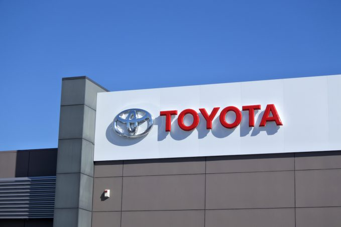 Auckland City Toyota Motor Corporation. Toyota produced 8,788.02 units in 2014 to become the second largest global automobile producer after Volkswagen.