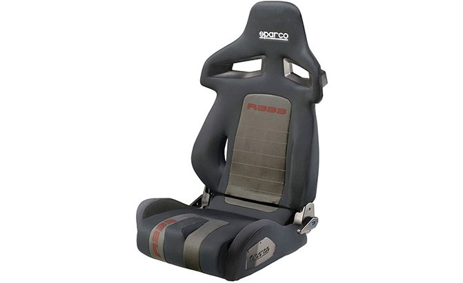 sparco r333 sport seat