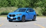 2020 BMW X1 xDrive28i in Misano Blue