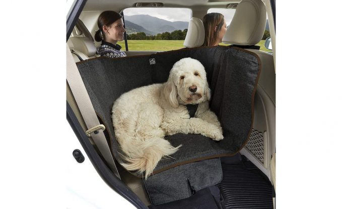 Kurgo Dog Hammock Car Seat Cover for Pets
