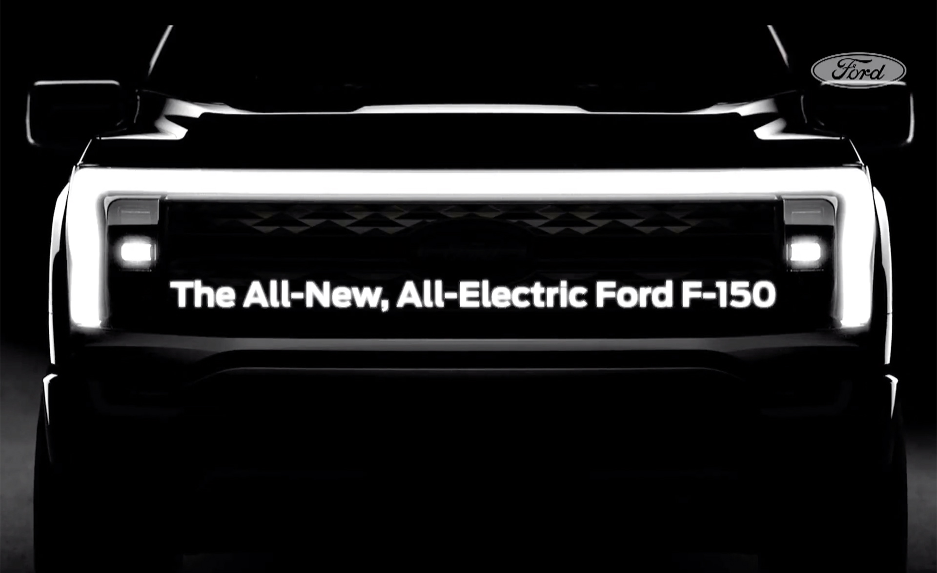 2022 Ford F-150 Electric teaser image