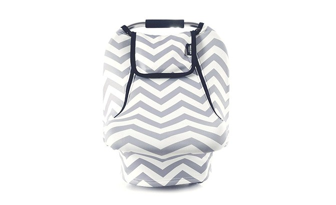 amazlinen stretchy baby car seat cover