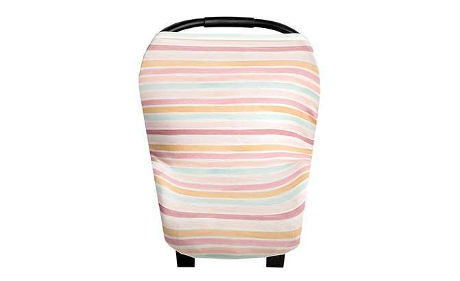 copper pearl baby car seat cover/canopy