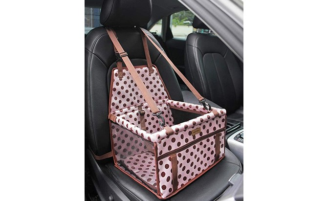 fancydeli puppy car seat