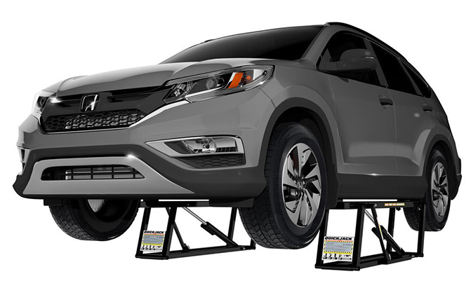 quickjack portable car lift