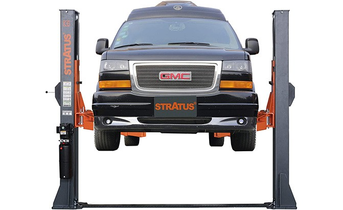 stratus heavy duty lift