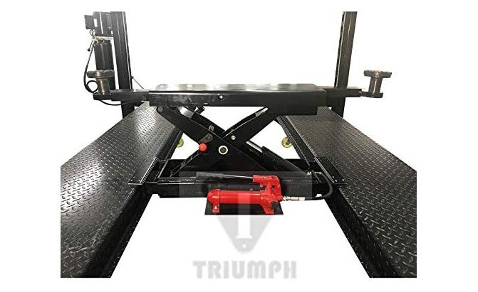 triumph sj35 bridge jack lift