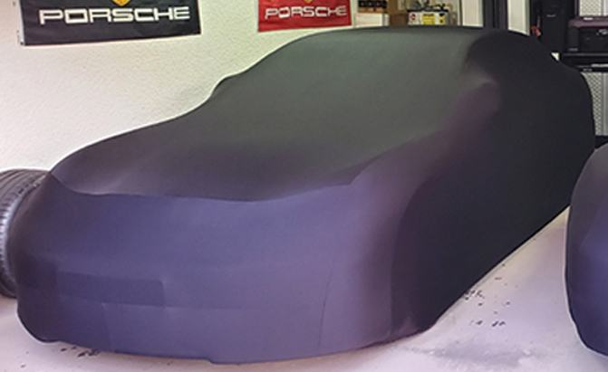 When it comes to indoor car covers, The Black Satin Shield Car Cover from CarCovers.com is top of the line.