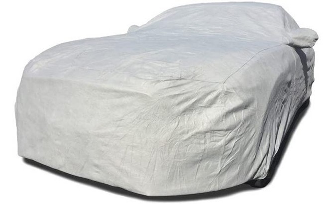 The CarsCover Custom Fit Car Cover is available for dozens of car models and years of manufacture, making it one of the best outdoor car covers.