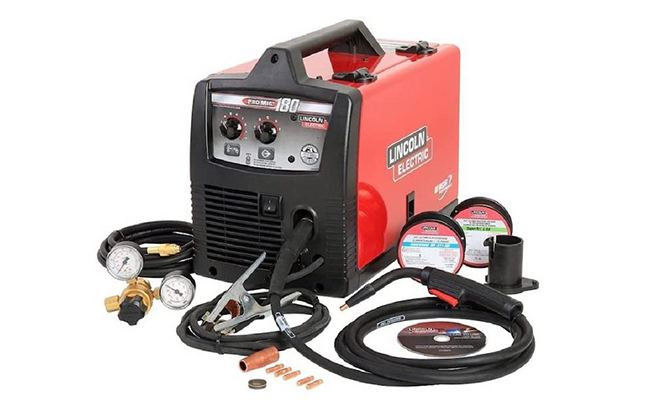 Lincoln Electric PRO-MIG 180 Welder