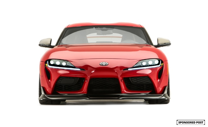 Billed as the GR Supra Sport Top, Toyota is premiering an exciting new Supra Targa build at SEMA360 and we've got a first look teaser video for you.