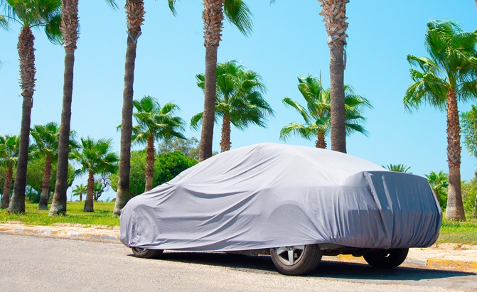 We've rounded up the 10 best outdoor car covers for all-weather protection.