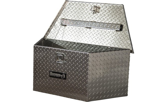Buyers Products Aluminum box